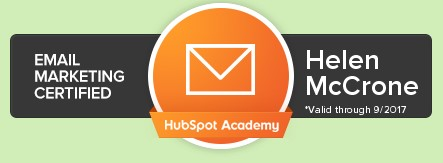 Hubspot marketing email certification