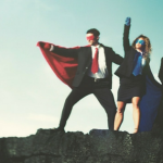 You don't need superpowers to make a success of your business