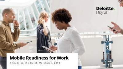 Survey Deloitte Mobile Readiness for Work