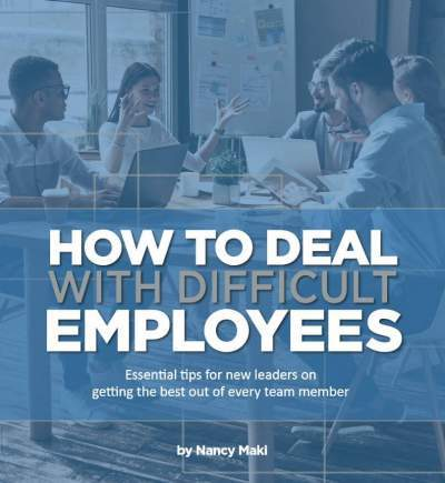 Ebook: How to Deal With Difficult Employees
