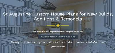 Home Page of McConnell Custom Design Home Page