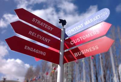 Content marketing signposts