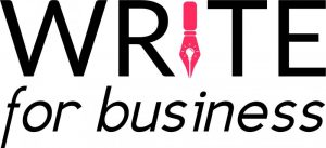 Write for Business Logo
