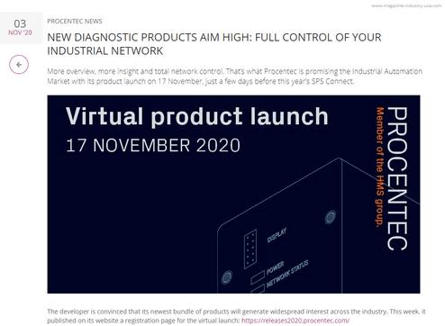 Nov 2020 press_release_new_diagnostic_products_aim_high