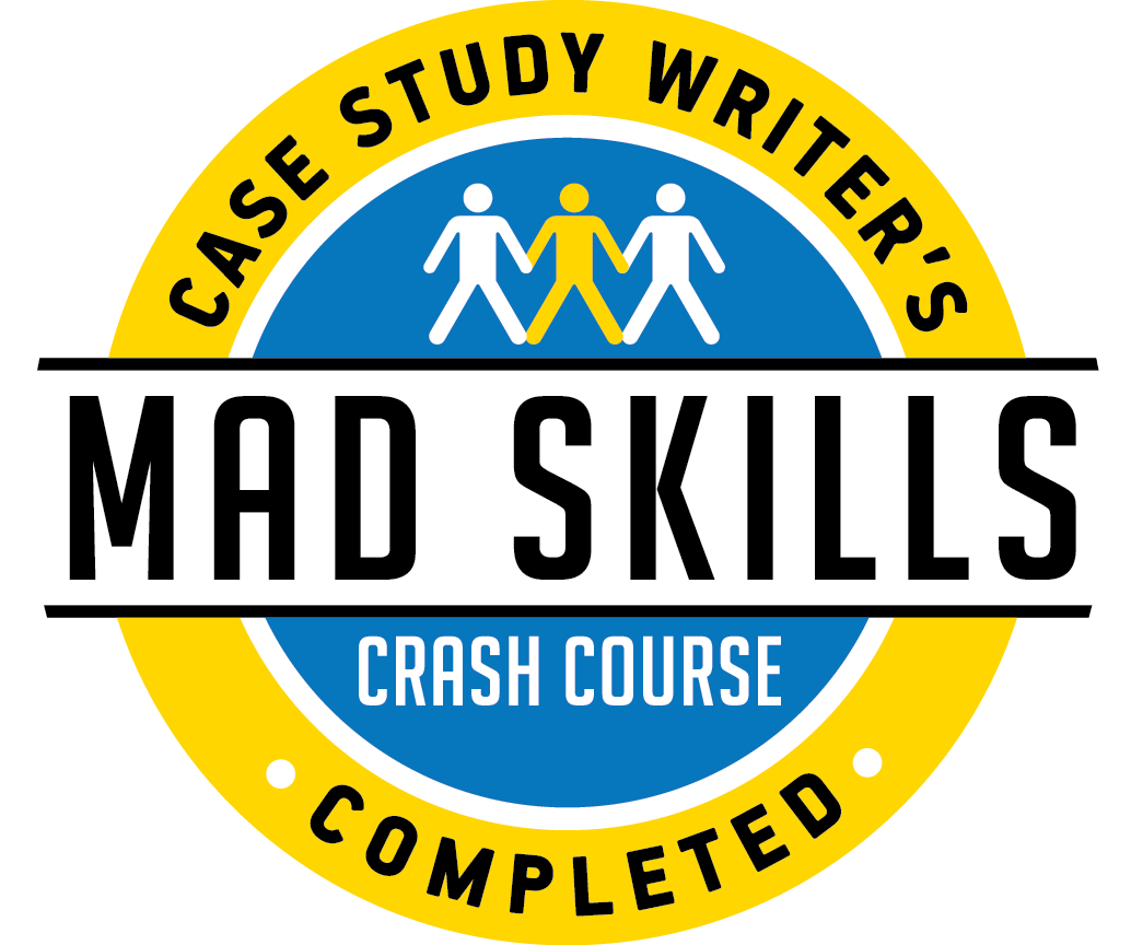 Case Study Course Completion Badge